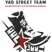 YAD Street Team - Huumekriittistä kevytaktivismia nuorille -kirja